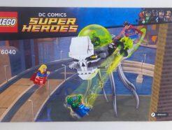 Lego DC Super Heroes – Összeszerelési útmutató 76040
