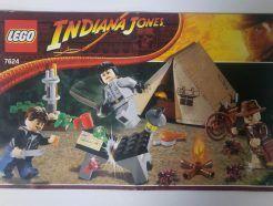 Lego Indiana Jones – Összeszerelési útmutató 7624
