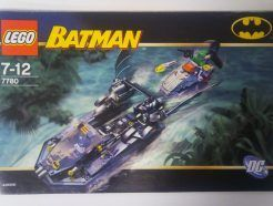 Lego Batman – Összeszerelési útmutató 7780