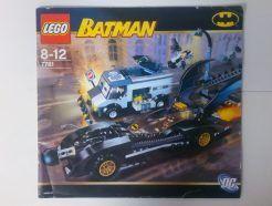 Lego Batman – Összeszerelési útmutató 7781