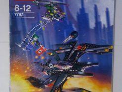 Lego Batman – Összeszerelési útmutató 7782