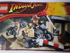 Lego Indiana Jones – Összeszerelési útmutató 7620