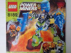 Lego Power Miners – Összeszerelési útmutató 8189
