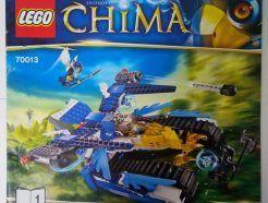 Lego Chima – Összeszerelési útmutató 70013-1