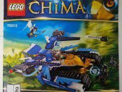 Lego Chima – Összeszerelési útmutató 70013-2