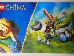 Lego Chima – Összeszerelési útmutató 70103
