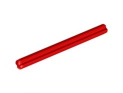 Lego alkatrész - Red Technic, Axle 6