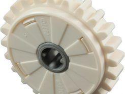 Lego alkatrész - White Technic, Gear 24 Tooth Clutch