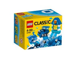 Lego Classic - Kék kreatív készlet