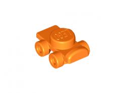 Lego alkatrész - Orange Minifig, Footgear Roller Skate