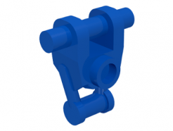 Lego alkatrész - Blue Torso Mechanical, Battle Droid