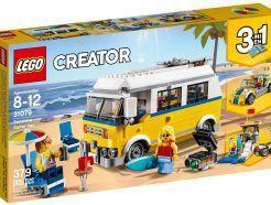 Lego Creator - Napsugár szörfös furgon