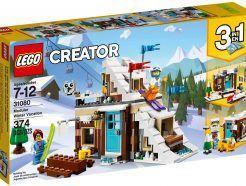 Lego Creator - Moduláris téli vakáció