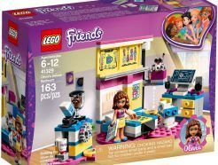 Lego Friends - Olivia luxus hálószobája