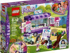 Lego Friends - Emma mozgó galériája