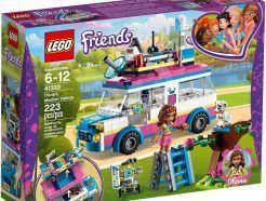 Lego Friends - Olivia különleges járműve