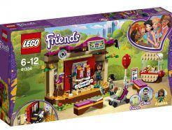Lego Friends - Andrea előadása a parkban