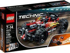 Lego Technic - Ütköztethető versenyjármű II.