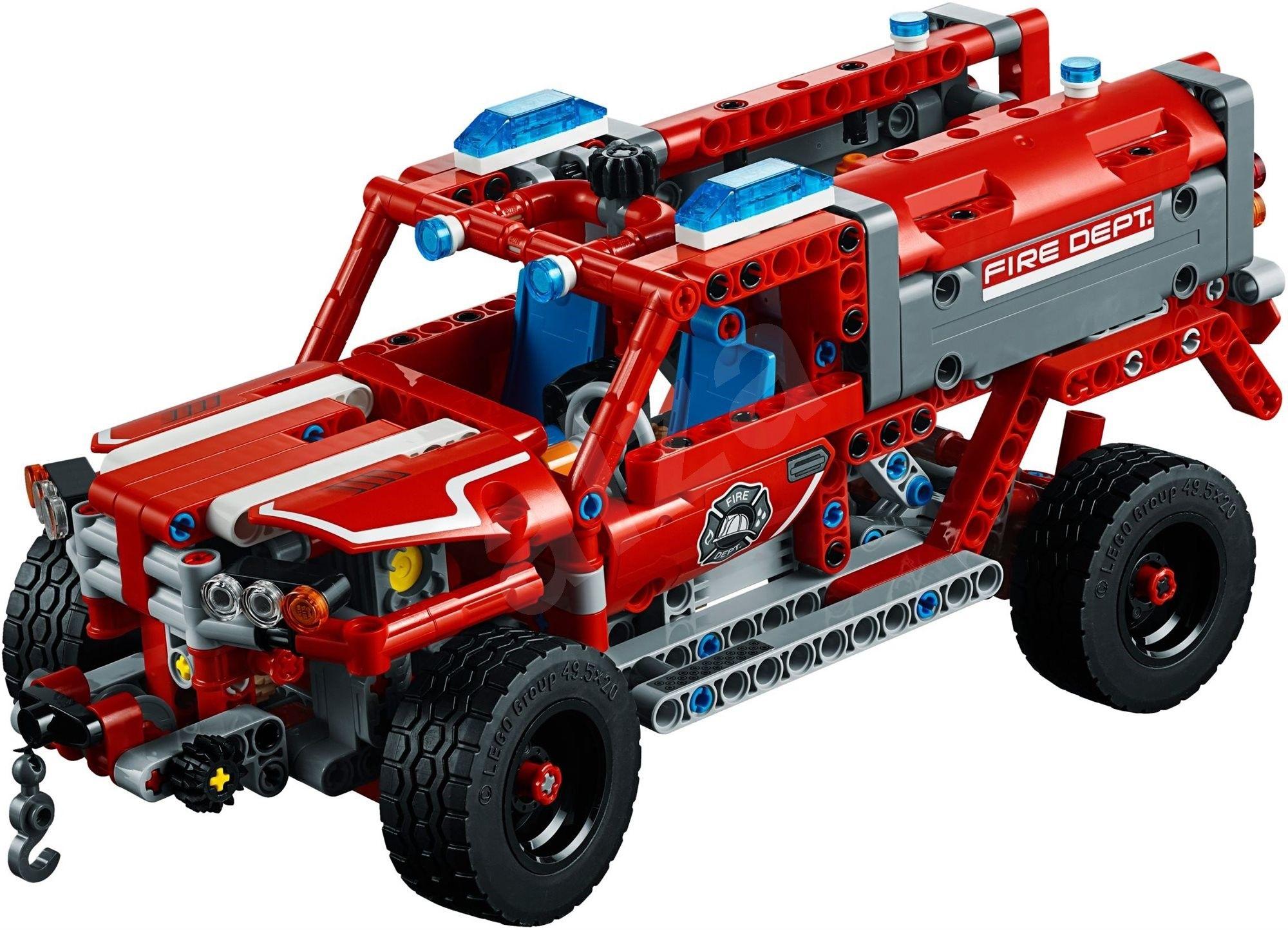 Lego Technic - Tűzoltó jármű