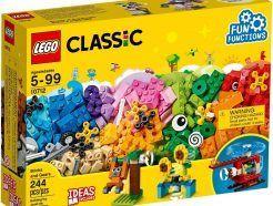 Lego Classic - Kockák és figurák