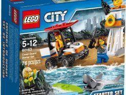 Lego City - Dzsungel kezdőkészlet