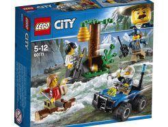 Lego City Police - Hegyi szökevények