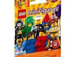 Lego minifigurák - Buli van!