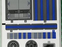Lego alkatrész - Sticker for Set 75149 - (26813/6152675)