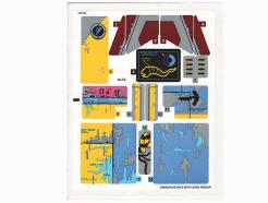 Lego alkatrész - Sticker for Set 75157 - International Version - (26843/6153189)