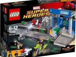 Lego Super Heroes - Pókember ATM támadás