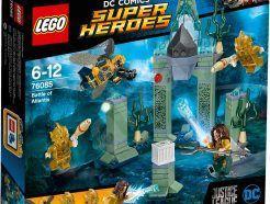 Lego Super Heroes - Az atlantiszi csata