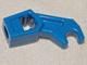 Lego alkatrész - Blue Arm Mechanical, Exo-Force / Bionicle, Thick Support