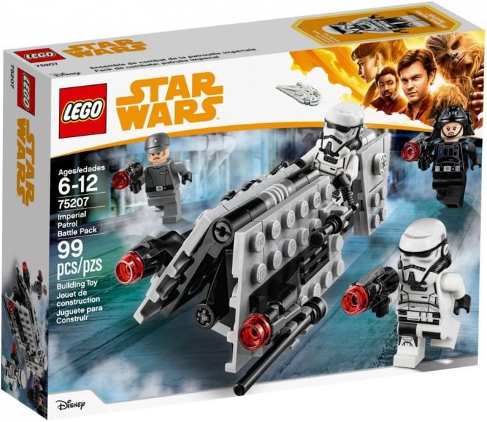 LEGO Star Wars - LEGO Star Wars - Birodalmi járőr harci csomag 288d38ce57