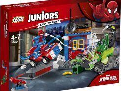 LEGO Juniors - Pókember és Skorpió utcai leszámolása