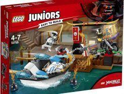 LEGO Juniors - Zane nindzsahajós üldözése