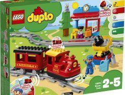 LEGO Duplo - Gőzmozdony