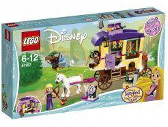 Disney Princess - Aranyhaj utazó lakókocsija