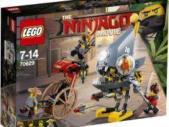 LEGO Ninjago - Piranha támadás