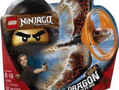 LEGO Ninjago - Cole Sárkánymester