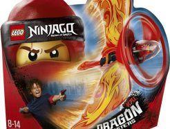 LEGO Ninjago- Kai Sárkánymester