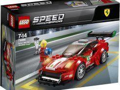 """LEGO Speed Champions - Ferrari 488 GT3 """"Scuderia Corsa"""""""