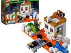 LEGO Minecraft - A Koponya aréna