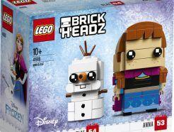 LEGO Brickheadz - Anna és Olaf