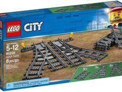LEGO City - Váltók