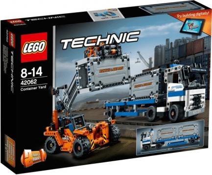 LEGO Technic - Konténerszállító