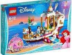 LEGO Disney Princess - Ariel királyi ünneplő hajója
