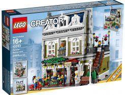 Lego Creator - Párizsi étterem - 10243