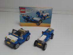 Lego Creator - Blue Roadster