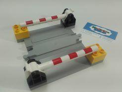 Lego Duplo - Sorompós vasúti átjáró