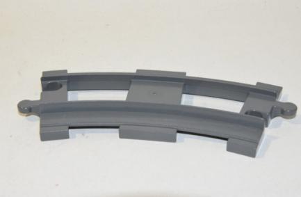 Lego Duplo - Kanyarodó vasúti sín